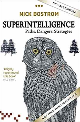 Superintelligence: Paths, Dangers, Strategies Reprint Edition-by Nick Bostrom