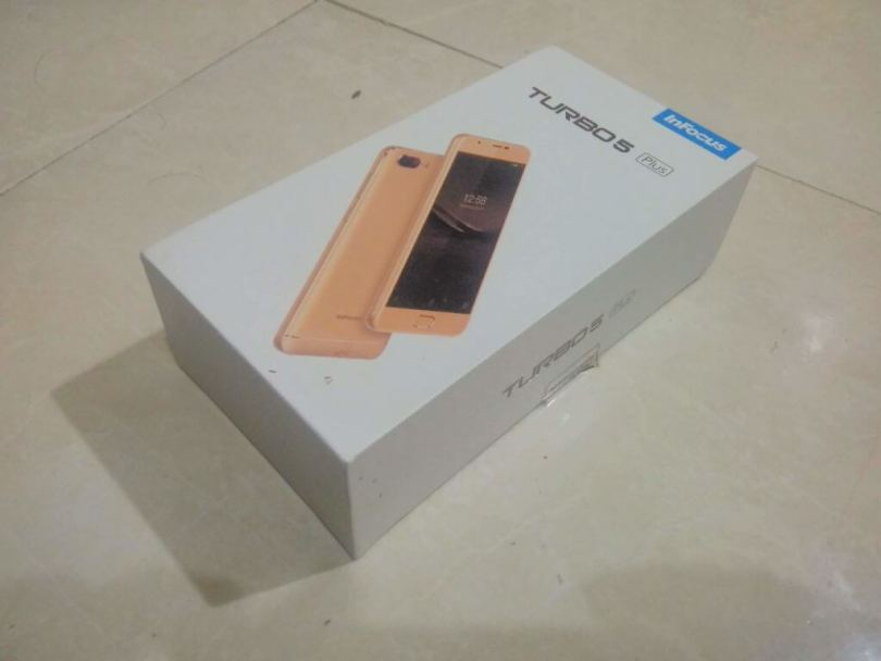InFocus Turbo 5 Plus Specifications and Features