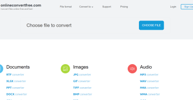 Top 3 Best Online File Converter Tools for Your Document Conversion
