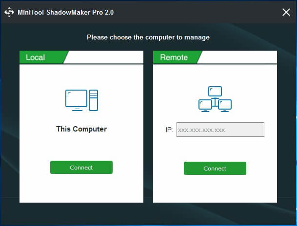 Complete Overview of MiniTool ShadowMaker 2.0