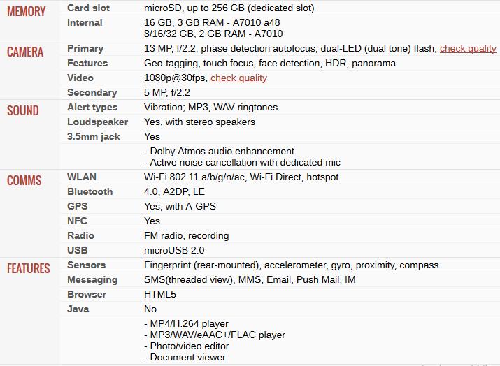 Lenovo k4 note img 2