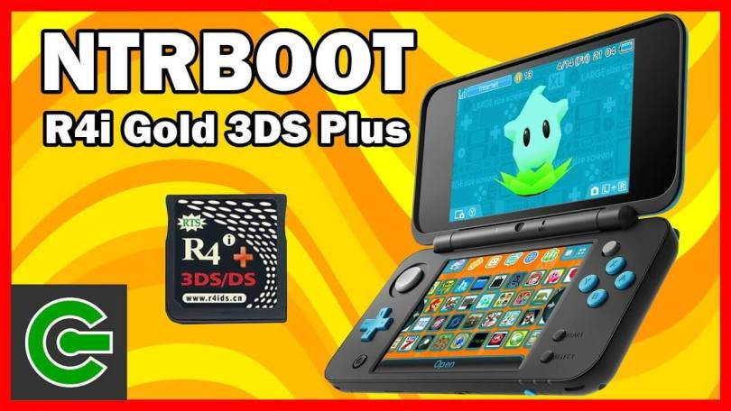 {Updated} CFW Installation Guide with NTRboot on 2DS and NEW 3DS