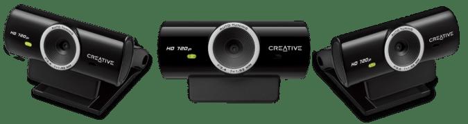 Kamera internetowa Creative Live! Cam Sync HD 720p