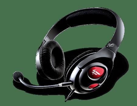 Słuchawki zmikrofonem Creative HS-800 Fatal1ty Gaming Headset