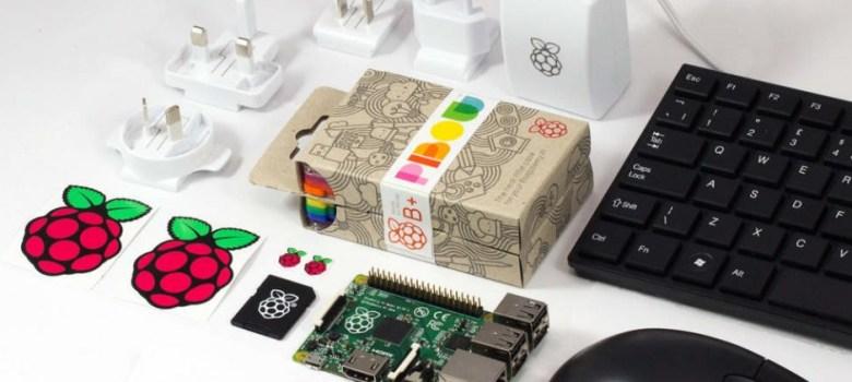 Les accessoires pour le Raspberry