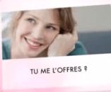 Banniere dynamique personnalisee 2 campagne programmatique Fiat Guerlain
