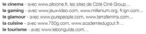 Webedia exchange 5 thématiques disponible en achat Programmatique