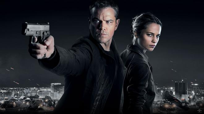 Jason Bourne sur TF1