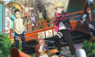 Boruto : Naruto Next Generations saison 1, 2, 3 sur Netflix