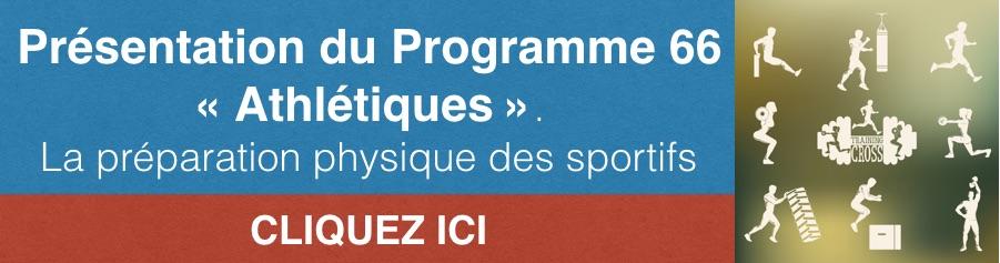 Programme d'entrainement pour augmenter ses Performance sportives