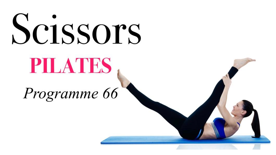 Scissors Pilates