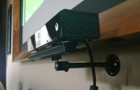 Xbox One Kinect wall mount | Programmer Payback