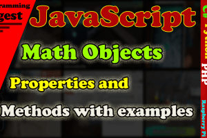 math objects