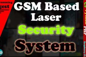 laser security system