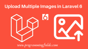 multiple image upload in laravel