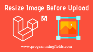 Resize Image in Laravel 6
