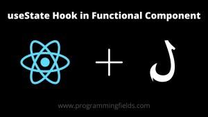 React usestate hook