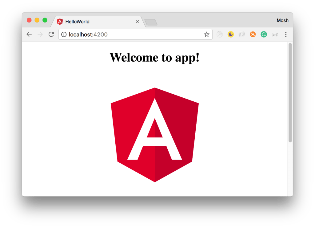 Angular 4 Tutorial: Angular 4 in 20 minutes - Programming with Mosh