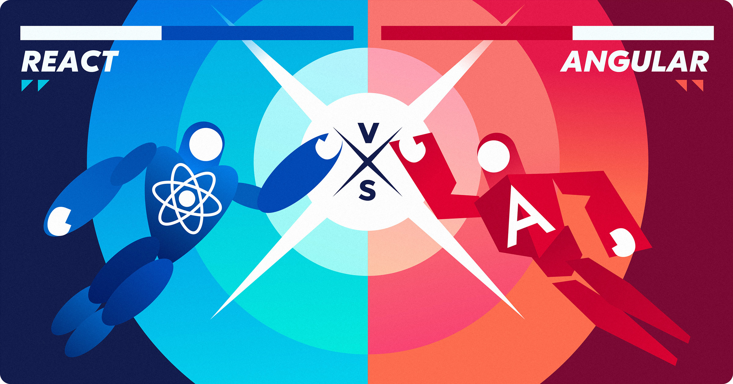 React vs. Angular The Complete Comparison   Programming with Mosh
