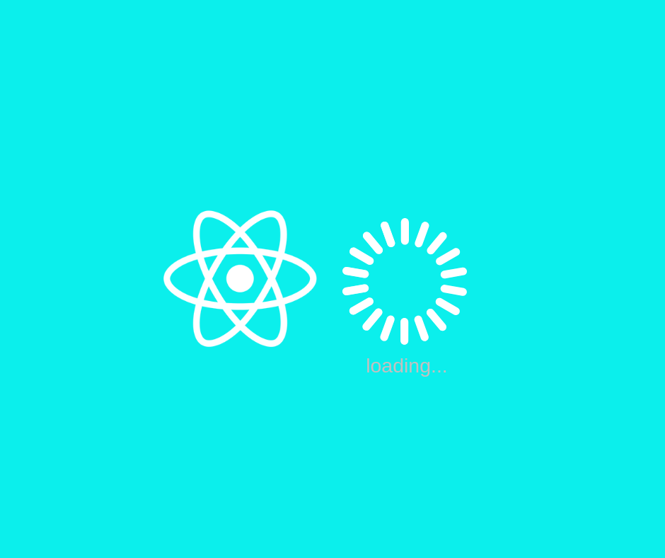 Create React loading spinner - Programming with Mosh
