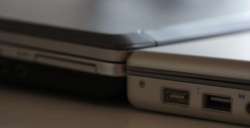 Sony Vaio FW285D/H vs MacBook Pro