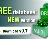 IBM releases DB2 Express-C 9.7.2