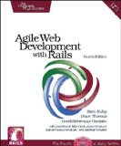 Agile Web Development with Rails Book