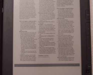An In-Depth Comparison of the Kindle DX Vs. iPad as Reading Devices