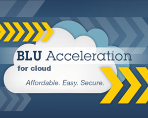 Take BLU Acceleration for Cloud for a spin