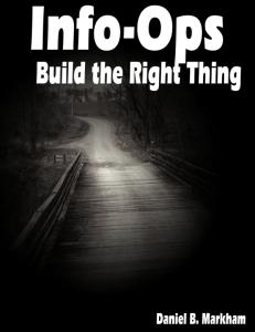 Info-ops book