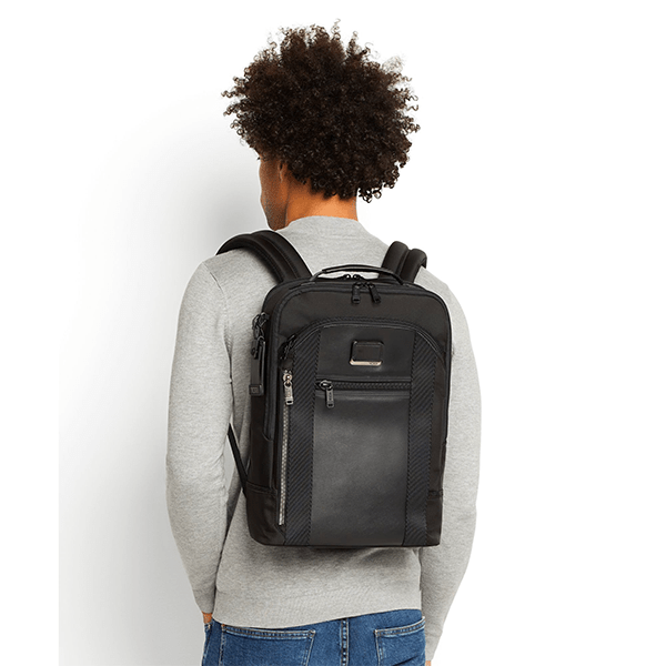 Tumi Alpha Bravo Davis Executive Laptop Backpack