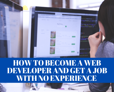 How to become a web developer and get a job