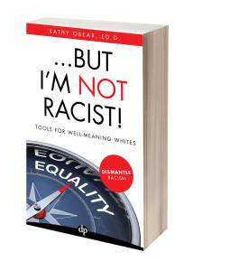 but I'm not racist book