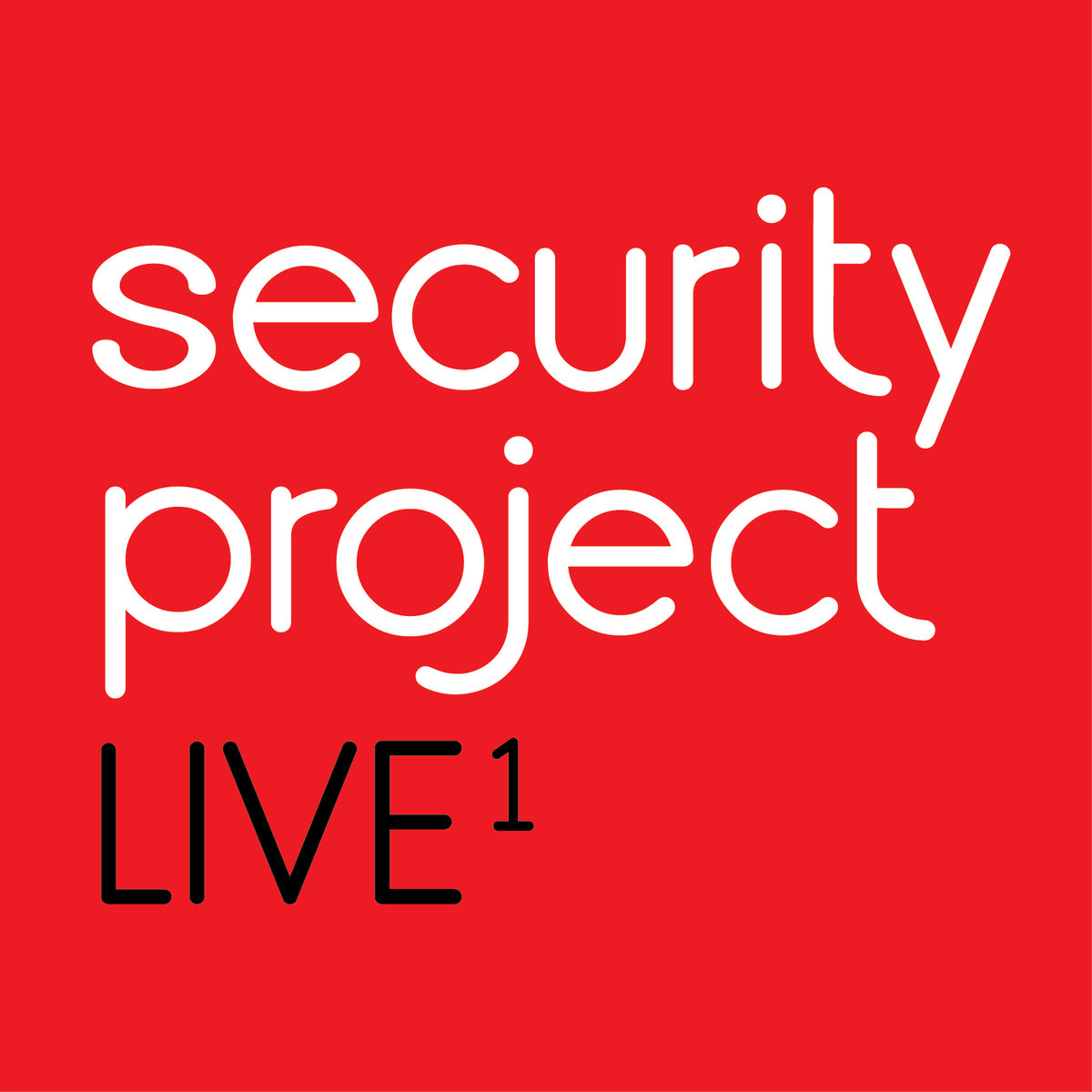 Security Project – LIVE 1 (Album Review)