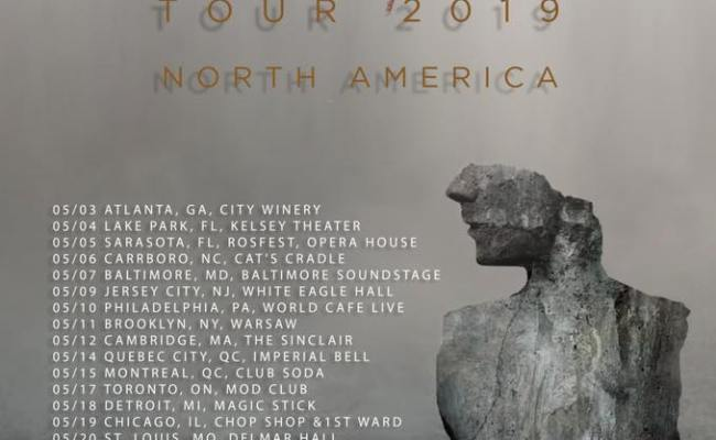 Riverside Release North America Tour Dates For 2019 The