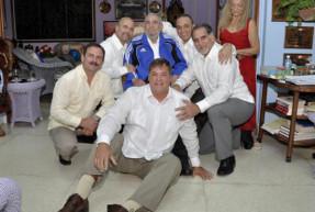 Encuentro de Fidel con los Cinco (+ Fotos)