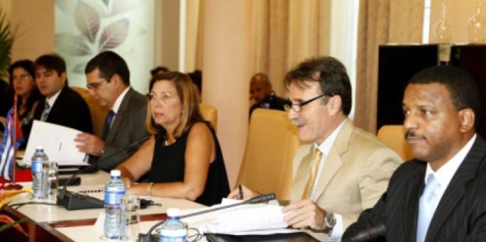 Comunicado de prensa de la delegación cubana a la primera reunión de la Comisión Bilateral Cuba-EE.UU.