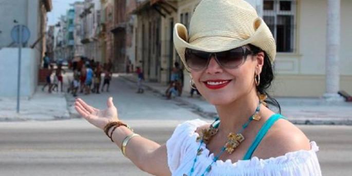 Olga Tañón cumple su promesa y se presenta en Santiago de Cuba la próxima semana