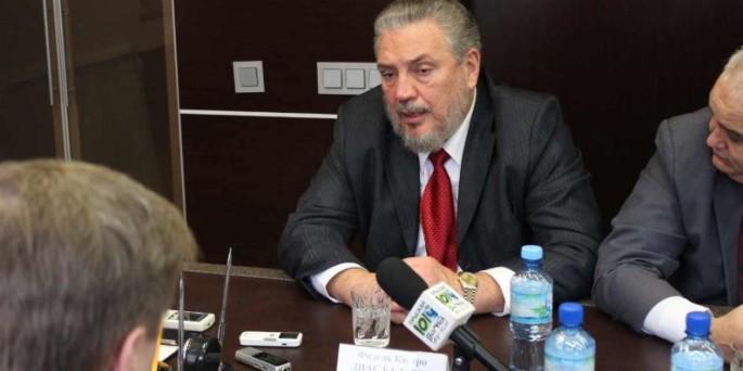 Fidel Jr. seeks closer ties with major Russian city