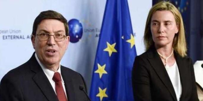 Cuba and European Union hold 'frank' talks on human rights