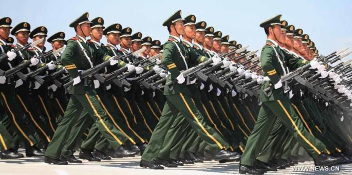Cuban troops will join parade in Beijing marking end of WW2