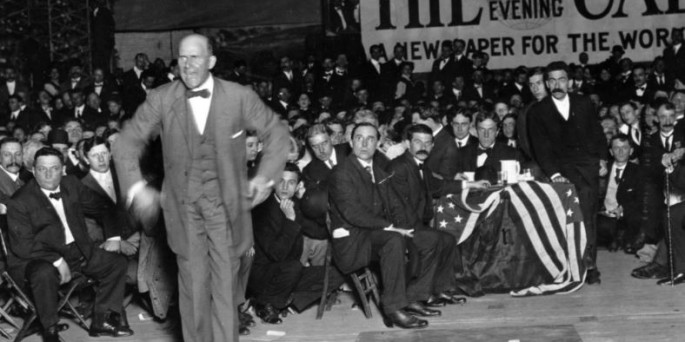 Bernie Sanders and the history of American socialism