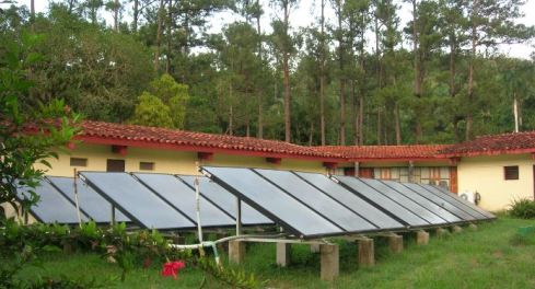 cuba solar power