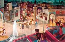 Neverworlds World Showcase Arab Nations Pavilion