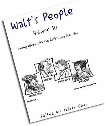 Now Available: Walt's People, Volume 10 « Progress City, U