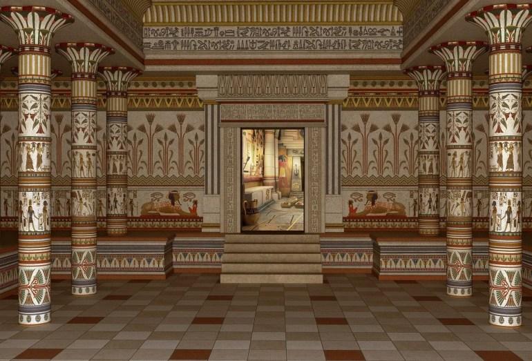 Salle Egypte