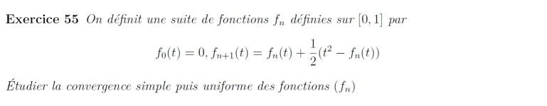 La fonction racine approximée