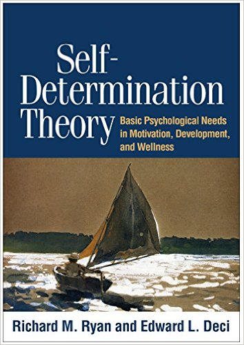 Ryan & Deci: Self-determination theory. Basic Psychological Needs in Motivation, Development, and Wellness