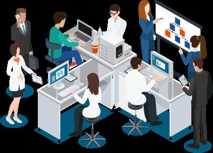 De testen-en-leren aanpak