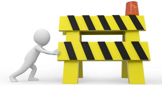 Verwijder obstakels